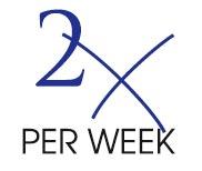 Debonair for Men | POLISH 2x per week