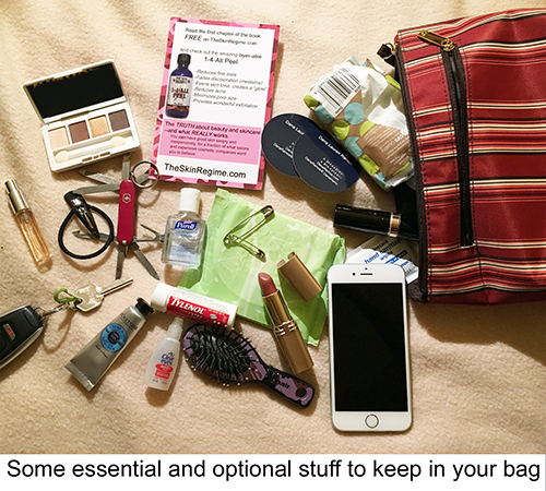 Essentials for your Bag