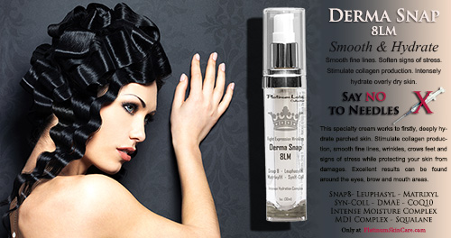 Dry Skin No more Derma Snap 8LM