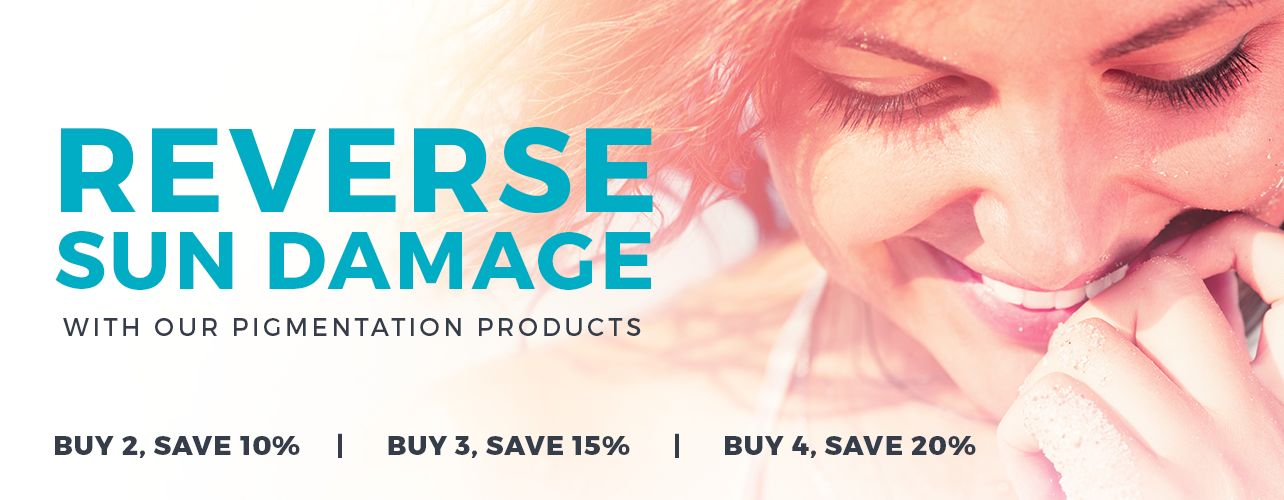 Buy more and Save more!     Buy any 2 pigmentation items on this page and get 10% off   Buy any 3 pigmentation items on this page and get 15% off  Buy and 4 pigmentation items on this page and get 20% off