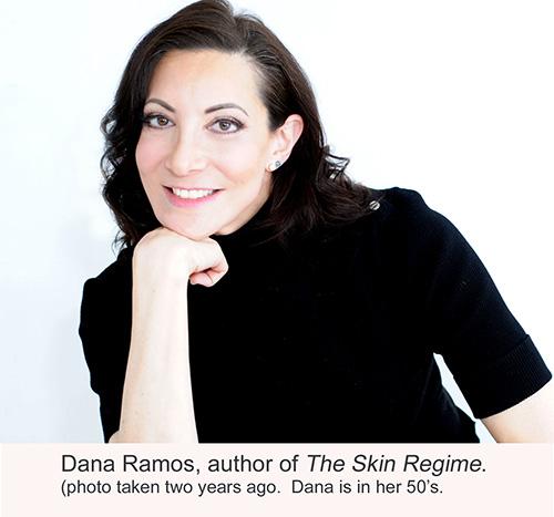 Author, Skin Regime, Dana Ramos