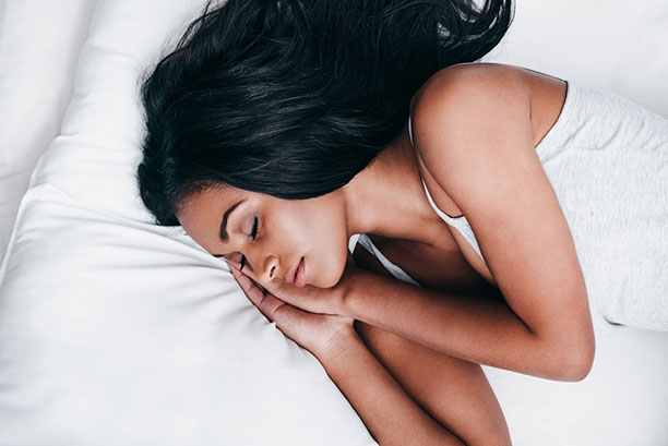 Get at least 8 hours of sleep to avoid cortisol which will destroy your collagen.