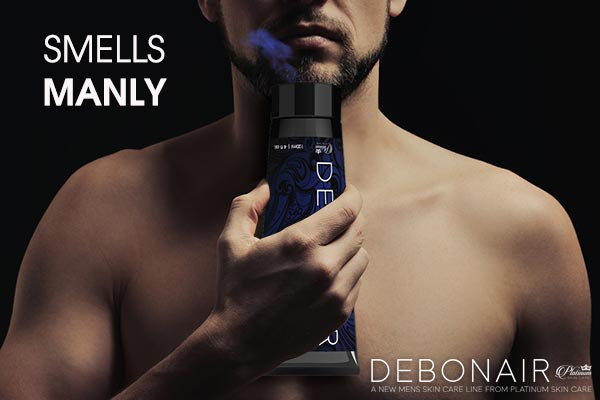 Debonair for Men | POLISH Smells manly