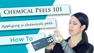 Chemical peel 101 | Application tutorial